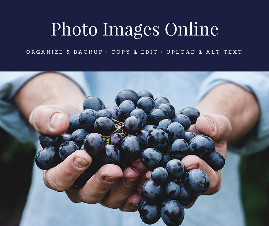 Social Content: How to Handle Photo Images for Publishing Online