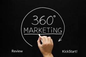 review of your online presence with Digital Marketing 360