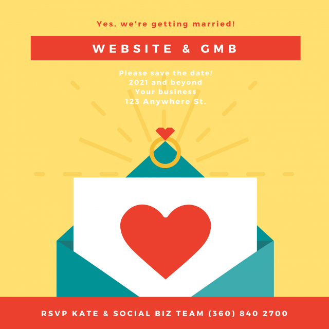 Small Business Website and Google My Business Listing